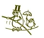 Holmes lille balancekunstner
