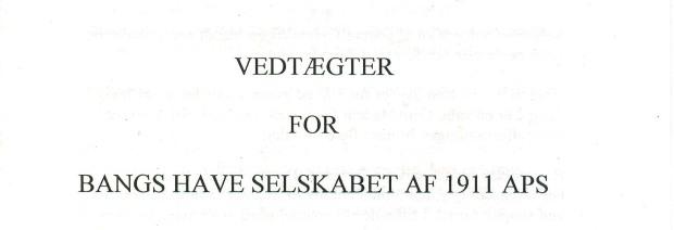 Selskabets vedtægter fra 1995 - A4-page-0
